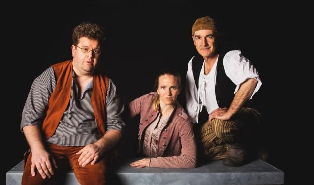 Familievoorstelling Scheepsjongens van de Bontekoe gaat 12 mei in premieré.