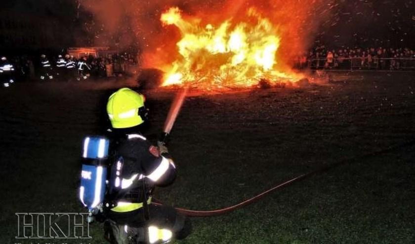 De Brandweer Heemskerk komt op 17 april naar de HKH.
