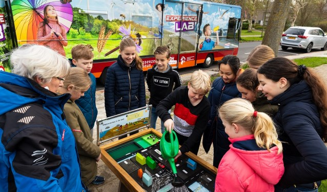 Klimaatbus toert door Noord-Holland