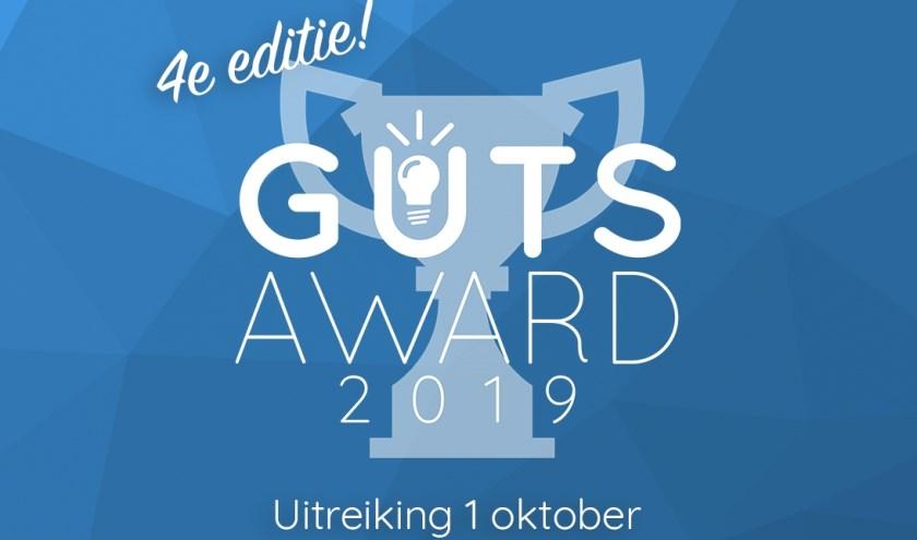 The Guts Award.