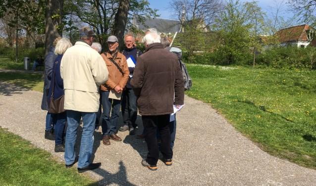 De Historische Vereniging nodigt wandelaars uit