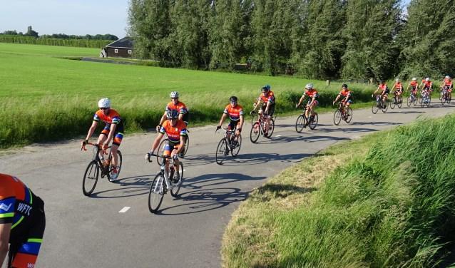 De Westfriese Toerclub organiseert dit seizoen weer diverse fietstochten.