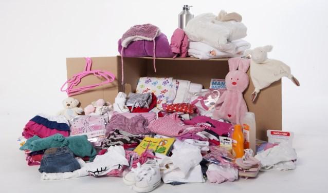 Babystartpakketten zijn hartstikke nodig!