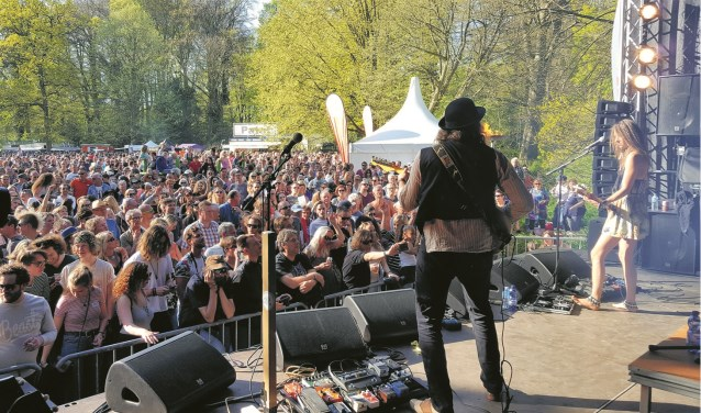 Bevrijdingsfestival Alkmaar.