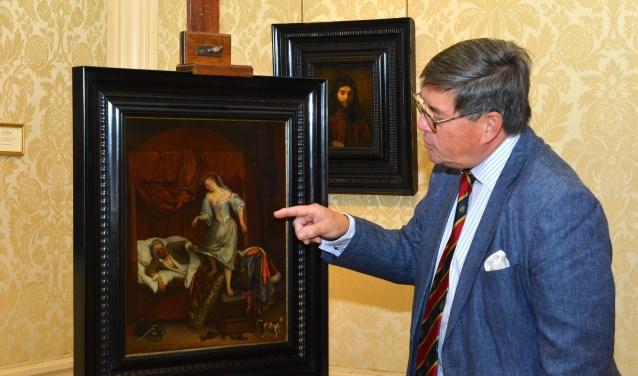Jim van der Meer Mohr geeft zijn persoonlijke visie op schilderkunst in Nederlands Indië / Indonesië.