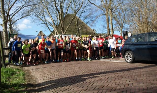 Dit jaar vindt de 27e editie plaats van de Paasloop door het lintdorp Twisk.