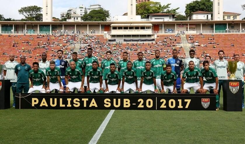 Palmeiras is de tweede Braziliaanse deelnemer van het ICGT 2019.