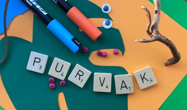 Kinderen kunnen creatief aan de slag in de meivakantie.