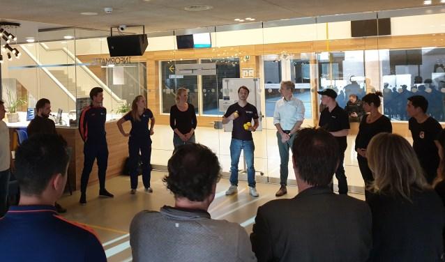 Onlangs vond in De Beuk een introductiebijeenkomst plaats.