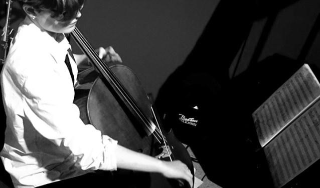Celliste Julia Wiemerink.