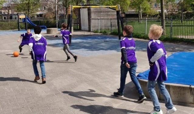 De Koningsspelen draaien om sport en spel.
