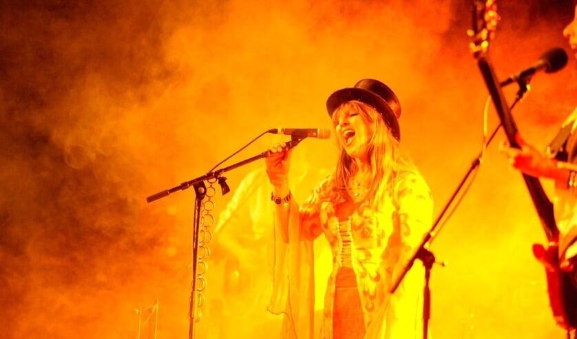 De band Mirage evenaart de muziek van Fleetwood Mac.