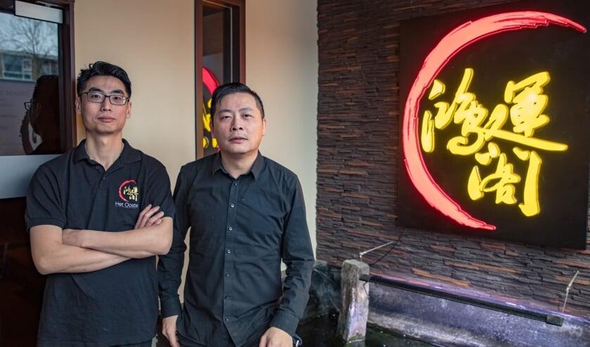 De broers Gary en Kenny Ho.