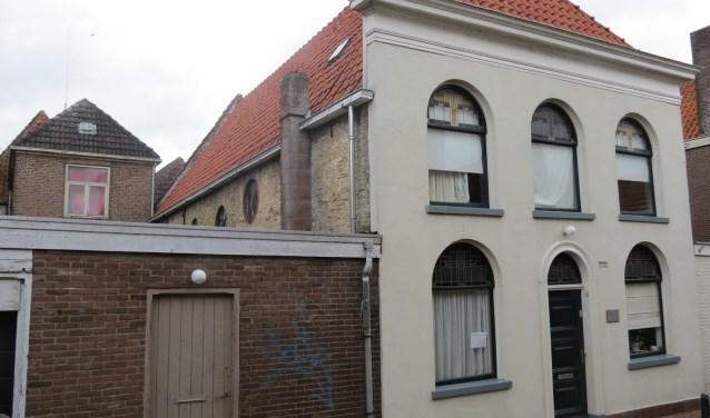 De Vermaningskerk in Medemblik.