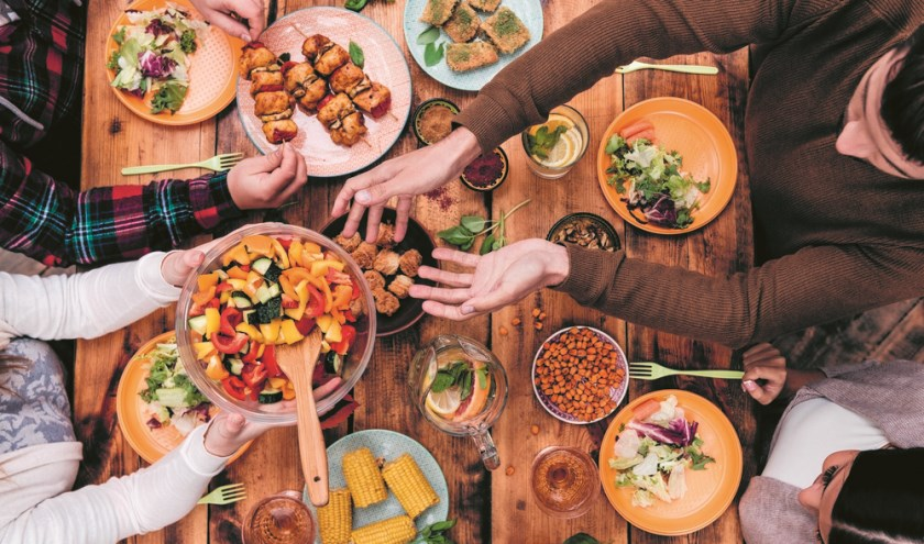 Wat is gezond om te eten?