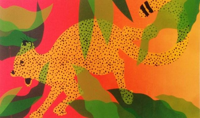 De expositie 'Recente Prenten' is tot 21 mei te zien in het Grafische Atelier Alkmaar.