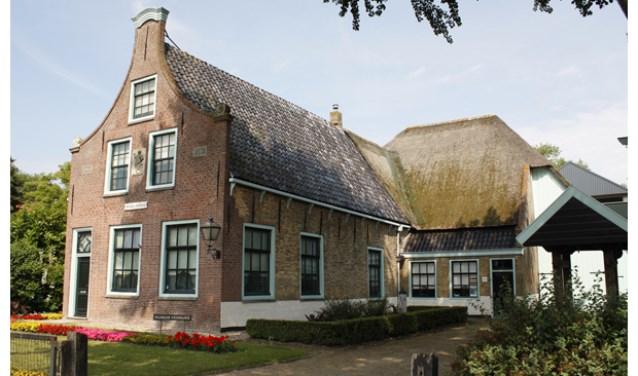 Boerderij en Rijtuigmuseum Vreeburg.