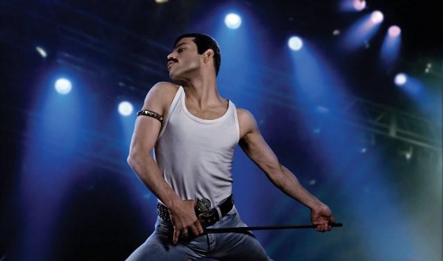 Bohemian Rhapsody, met Freddy Mercury, won maar liefst vier Oscars!