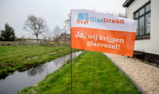 Glasvezel is in het buitengebied van Haarlemmermeer een feit.