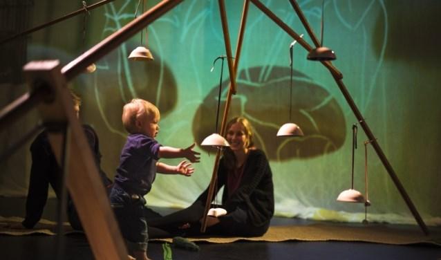 Labotanik Theater De Spiegel te zien in de Toneelschuur.