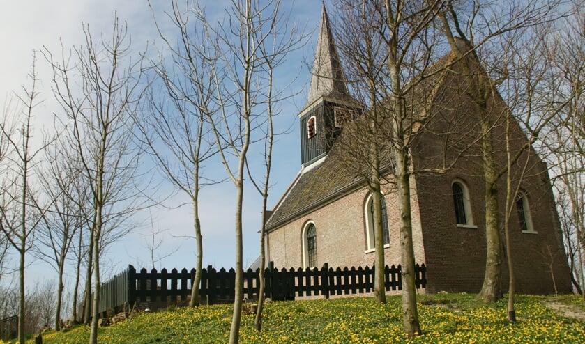 Kerkje van Eenigenburg.