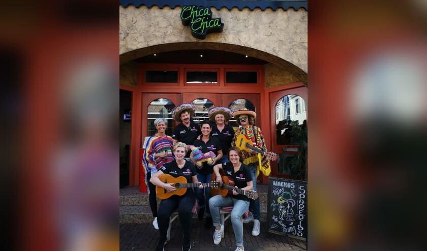 Het Pauwetoernooi gaat op de Mexicaanse toer.