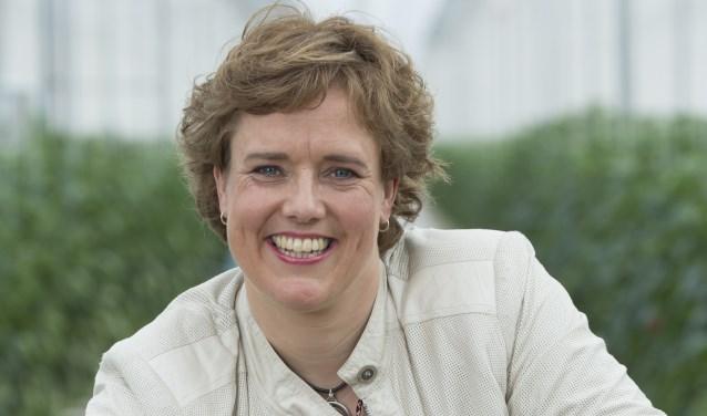 Voedingsdeskundige Martine Dogger.