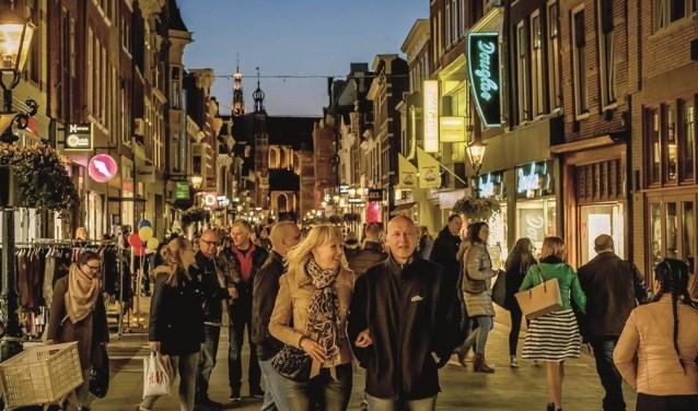 Shopping Night Alkmaar.