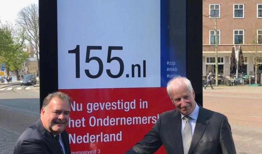 ONL en 155 lanceren het platform voor ondernemers in zwaar weer.
