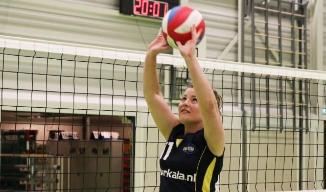 Lisa de Groes naar Merkala Zaanstad-dames-1
