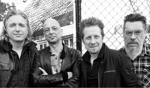 Band The Hoochies.