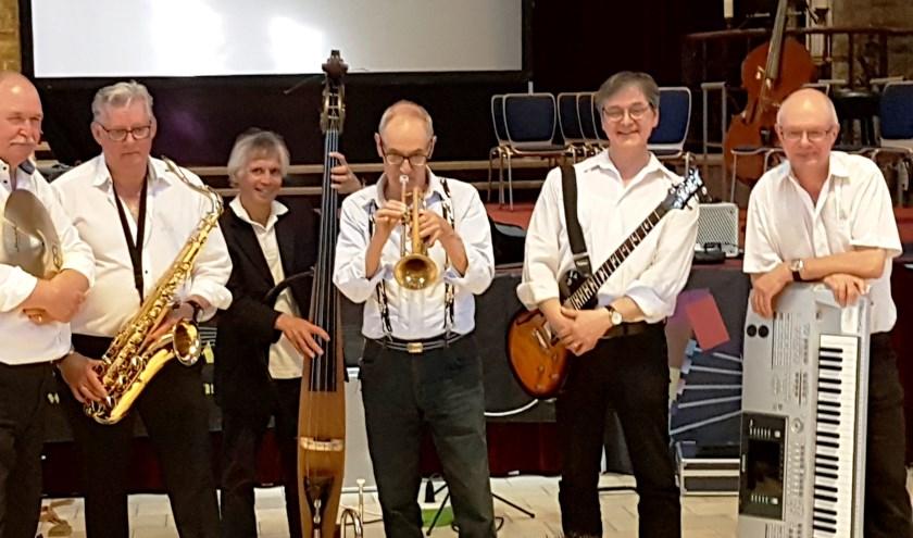 Friends treedt zondag 12 mei op in het kerkje van Eenigenburg.