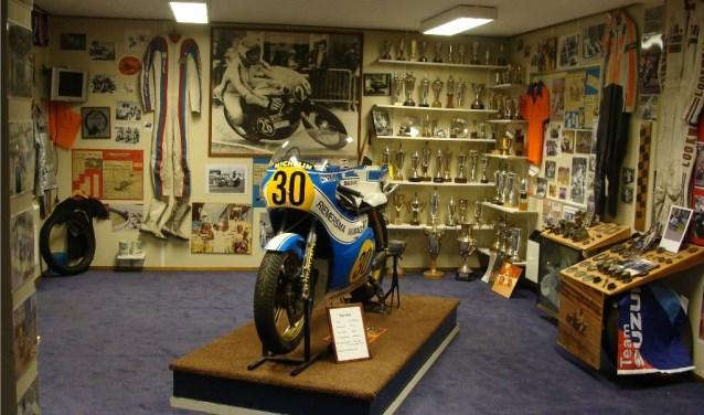 Het Wil Hartog Museum is te bezoeken op afspraak.