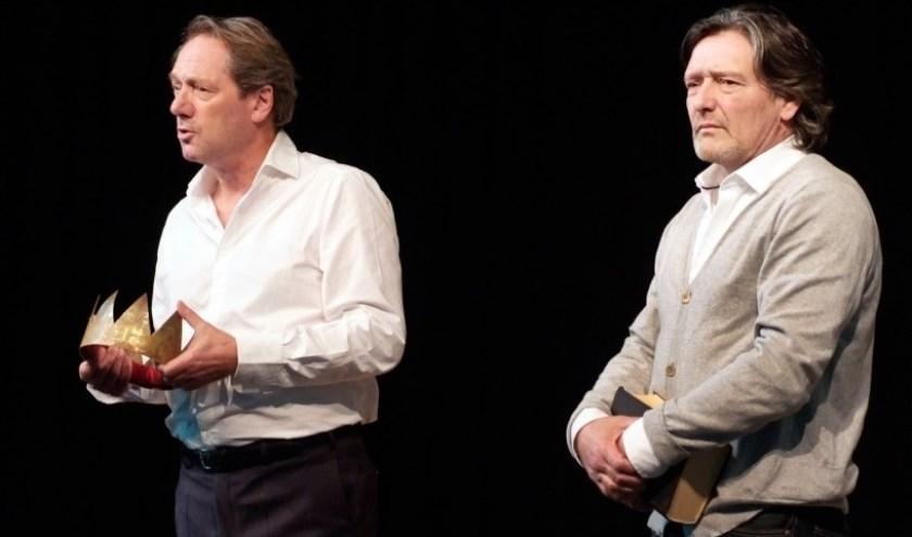 Pierre Bokma en Gijs Scholten van Aschat.