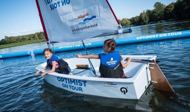 Maak kennis met zeilen kom naar Optimist on Tour in Medemblik.