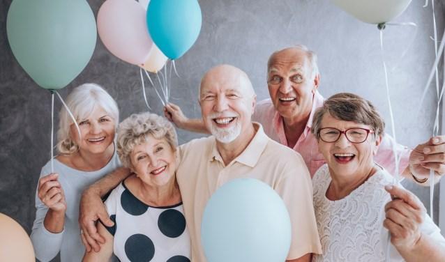 Het vijfjarig bestaan van Dag & Dauw wordt feestelijk gevierd.