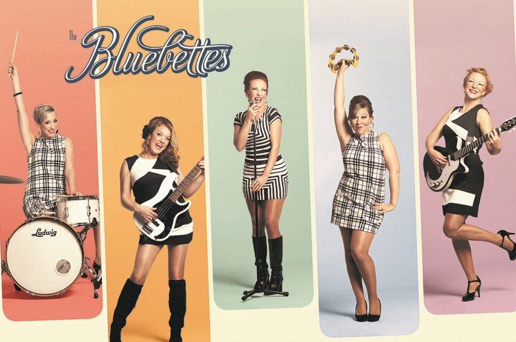 The Bluebettes.   © rodi