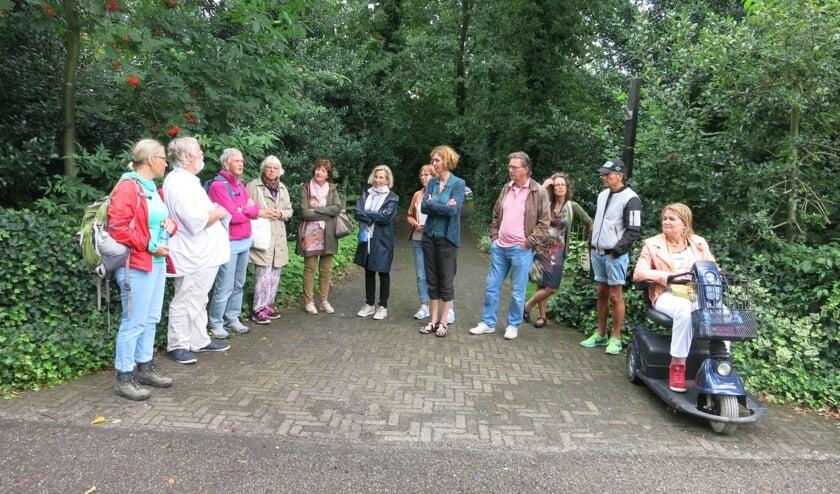 Voor de vijfde keer in vijf jaar en vast onderdeel van het cultureel programma Eldorado 2019 in Groet wordt de literaire wandeling door Groet gehouden.