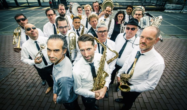 Amsterdams Funk Orchestra.