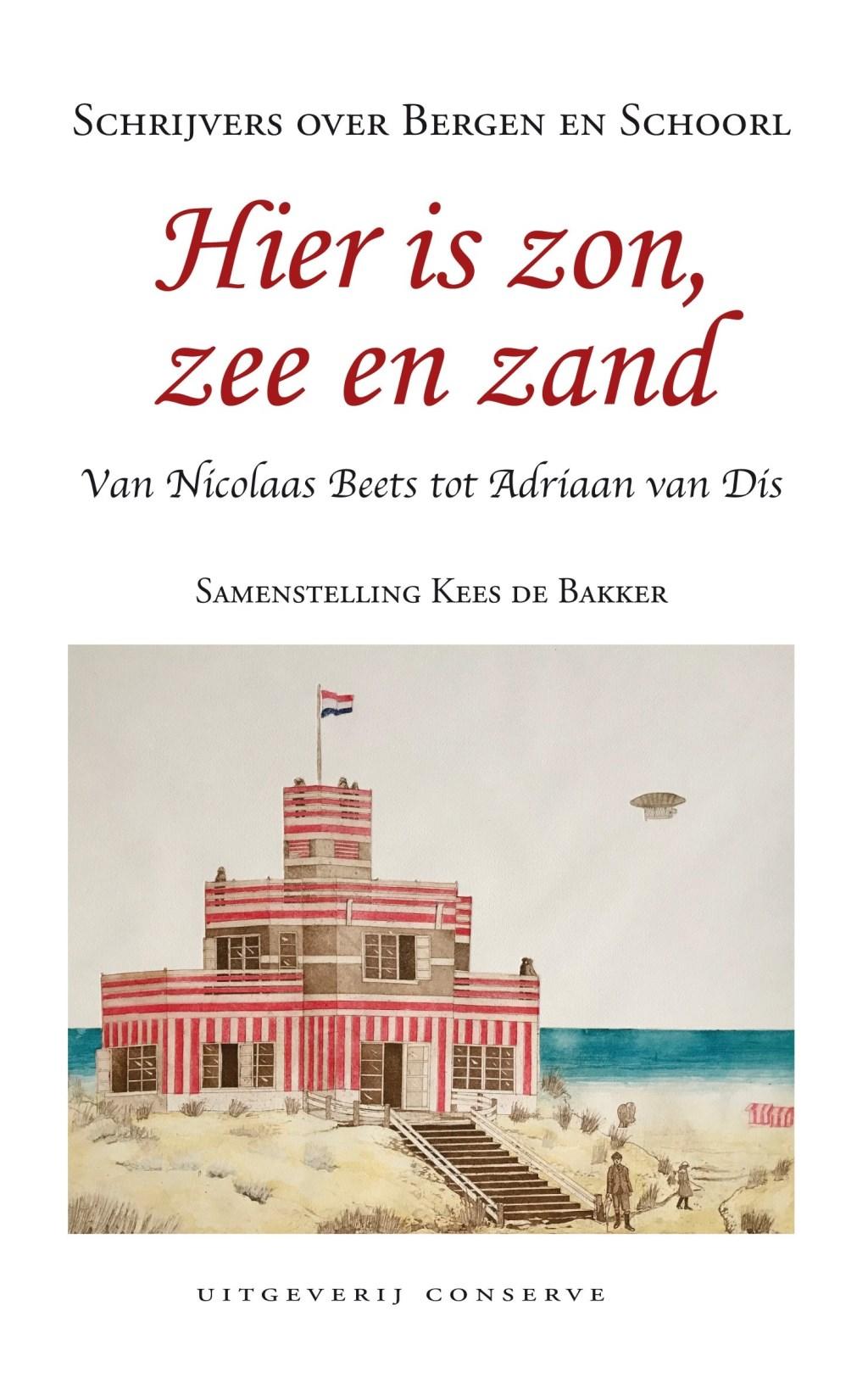 Bij deelname ontvangt u ook het boek Hier is zon, zee en zand. (Foto: aangeleverd) © rodi