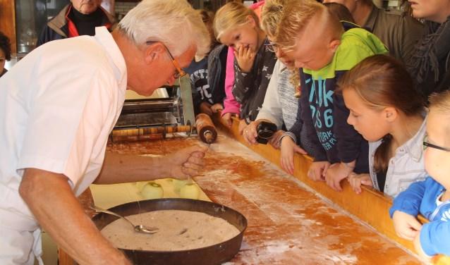 In het bakkerijmuseum worden gedurende het jaar diverse activiteiten gehouden.