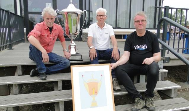 De drie winnaars