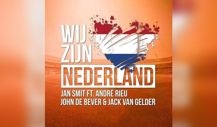 """""""Wij zijn Nederland"""" moet het strijdlied worden van de Oranje leeuwinnen."""