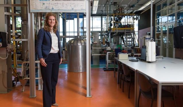 """Fabiènne Hendricks: """"Voor ons is de bedrijfsschool een must have!"""""""