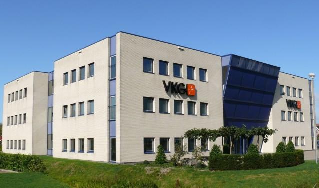 Het pand van VKG in Hoorn.