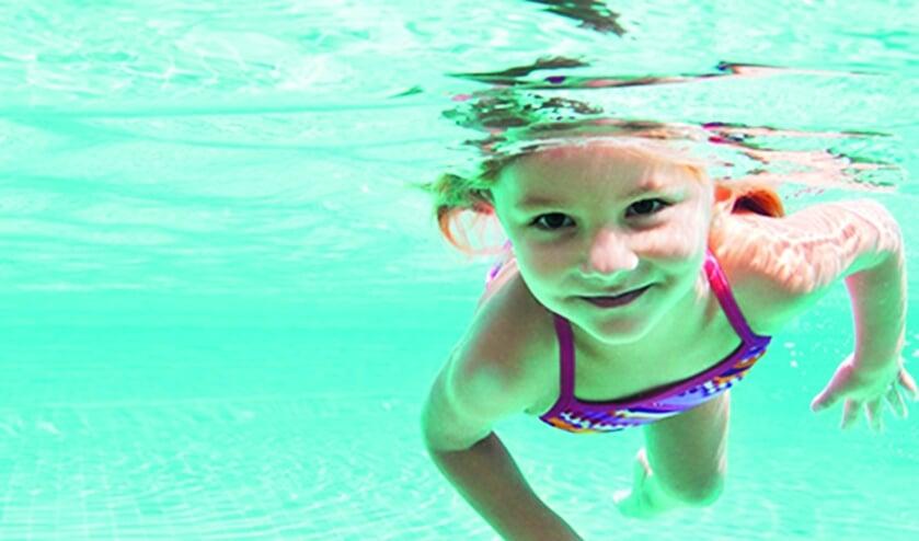 Wie zwemt er mee?