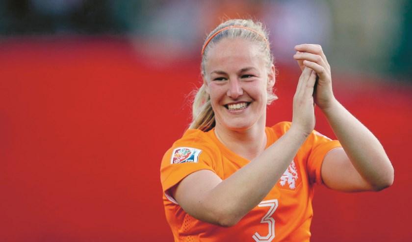 Stefanie van der Gragt hoopt met een sterk WK haar blessureleed van het afgelopen seizoen achter zich te kunnen laten.