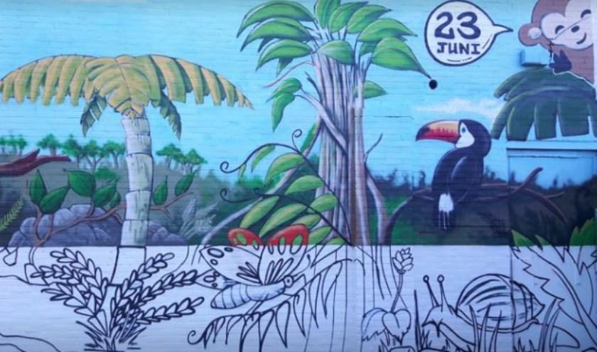Junglefabriek is leuk Alkmaars kinderfestival.