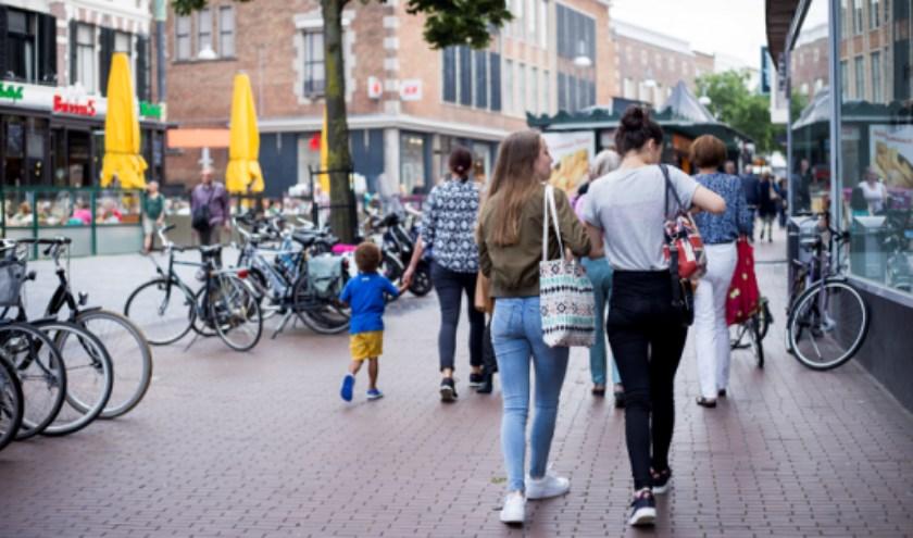 Den Helder in de race om schoonste winkelgebied van Nederland.