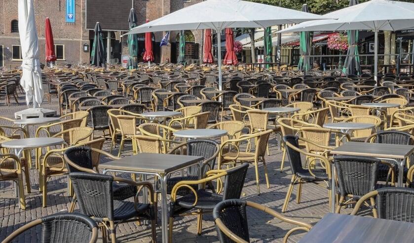 Alkmaar heeft 3 terrassen in top 100